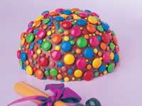 Party Pinata Cake 9kitchen