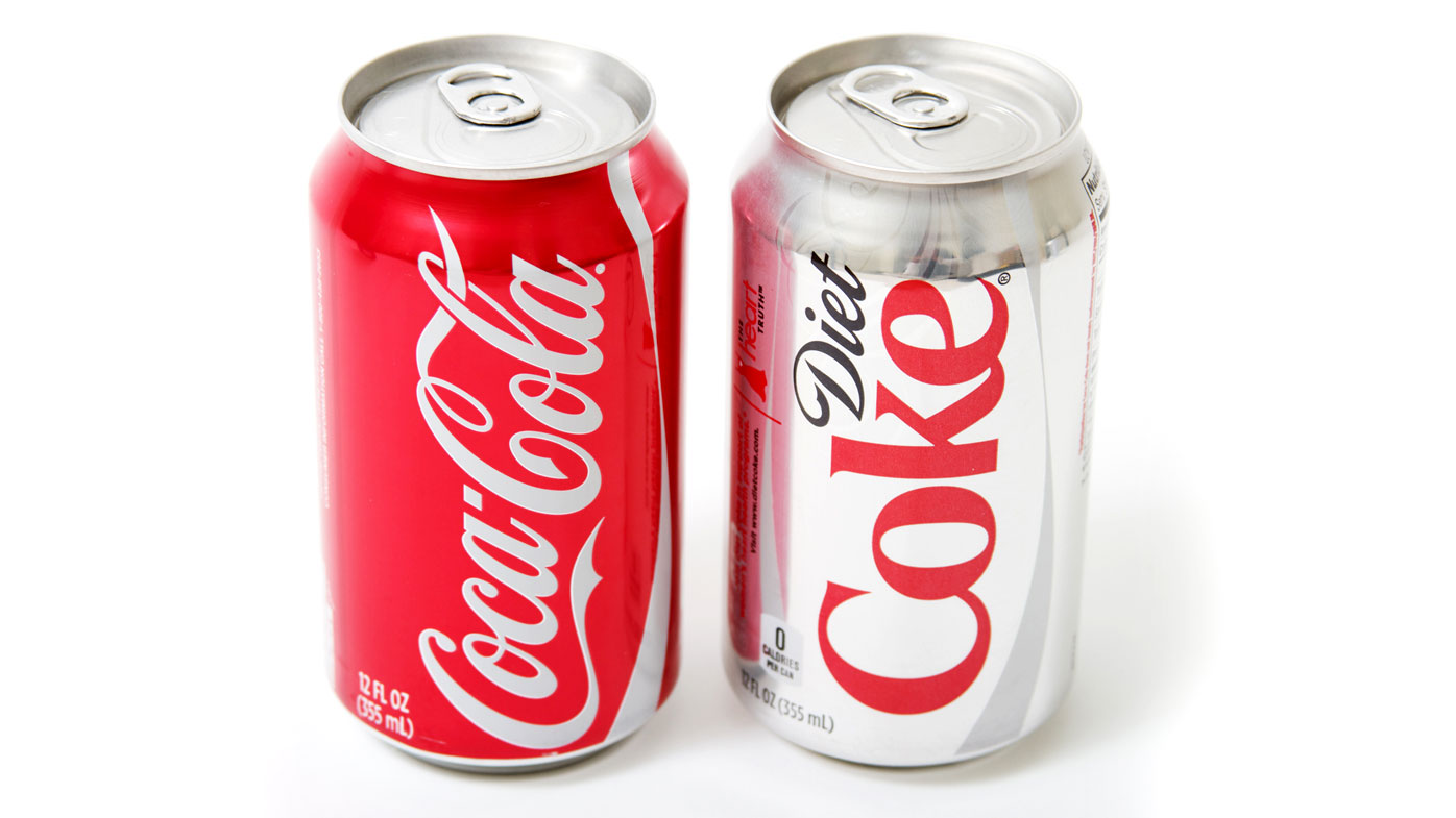 Diet Coke How Healthy Are Diet Soft Drinks 9coach