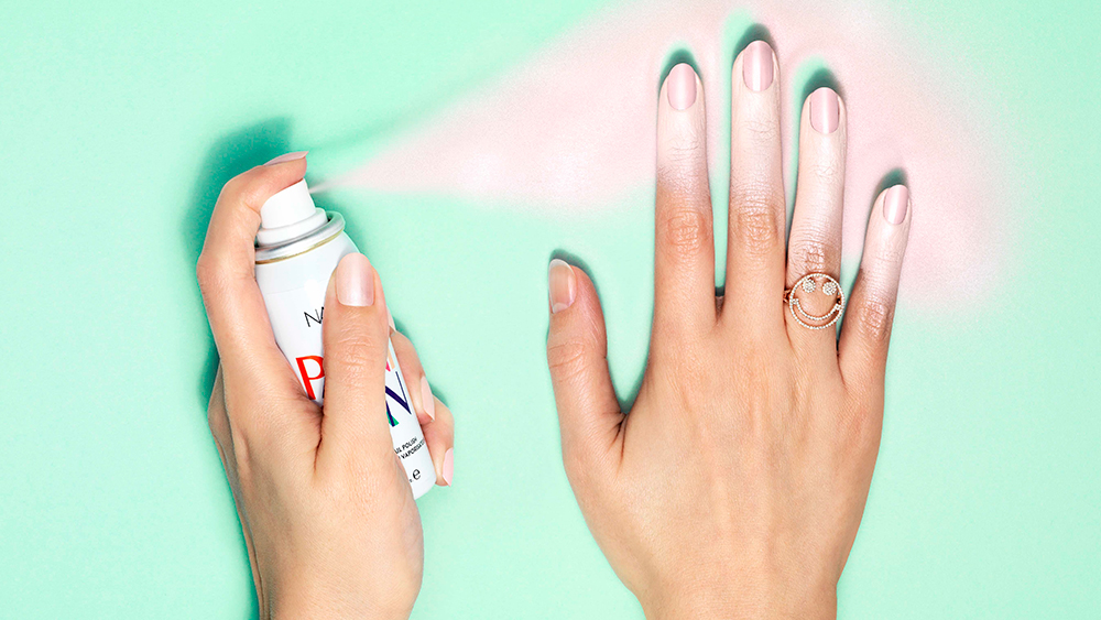 Does Spray On Nail Polish Live Up To The Hype 9style