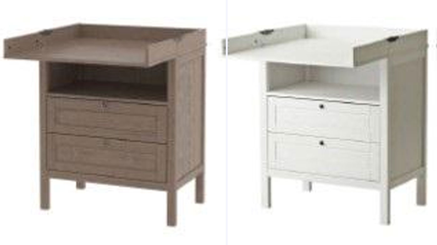 Changing Table Chest Of Drawers Ikea Recall Change Table Chest Of Drawers Safety Warning Issued