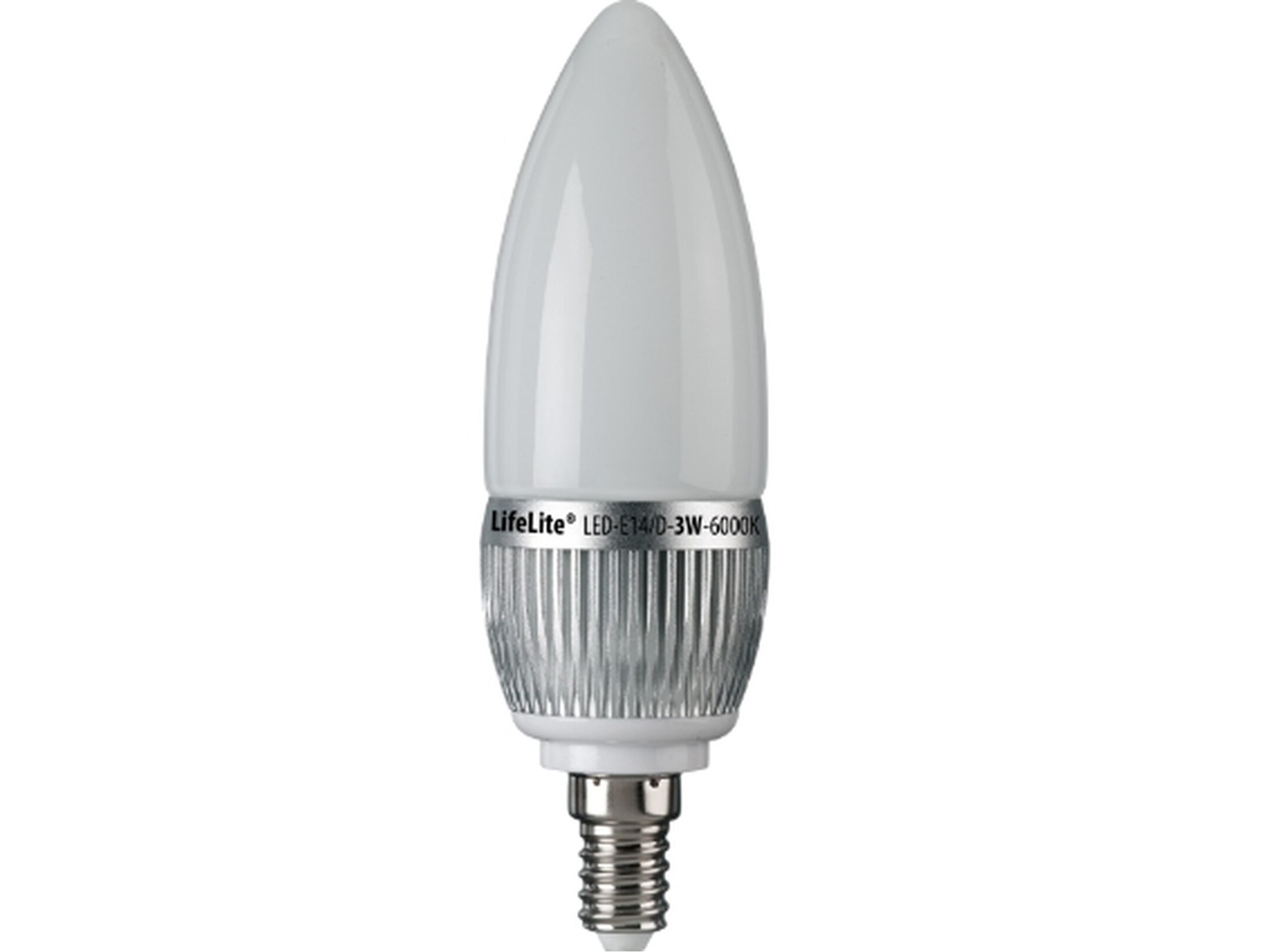 Led E14 Dimmbar Vollspektrumkerze Lifelite Led 3 W E14 Dimmbar Kaltweiss