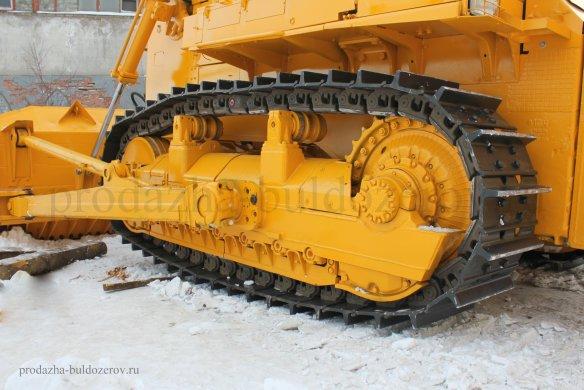 Ходовая система бульдозер Т-500 БР-1 MTU, Трактор Т-500