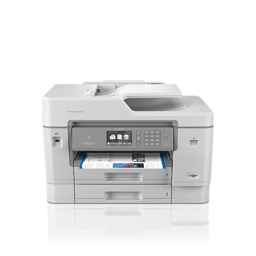 Koelvriescombinatie Aanbieding Brother All-in-one Printer Mfc-j6945dw (a3-xl) Aanbieding