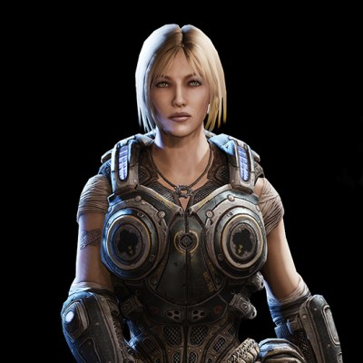 Anya Stroud   Characters   Gears of War - Official Site