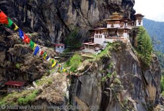 Tiger's Nest Bhutan Paro Taktsang