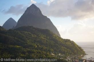 St. Lucia Piton