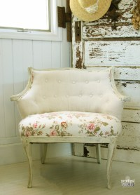 """""""The Other"""" Purple Chair Makeover - Prodigal Pieces"""
