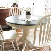 A Farmhouse Table Makeover