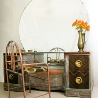 Industrial Art Deco Chic {Themed Makeover}