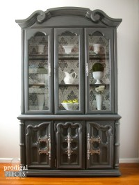 How To Remove China Cabinet Hardware - Kitchen Cabinet Designs