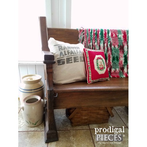 Medium Crop Of Farmhouse Christmas Decor