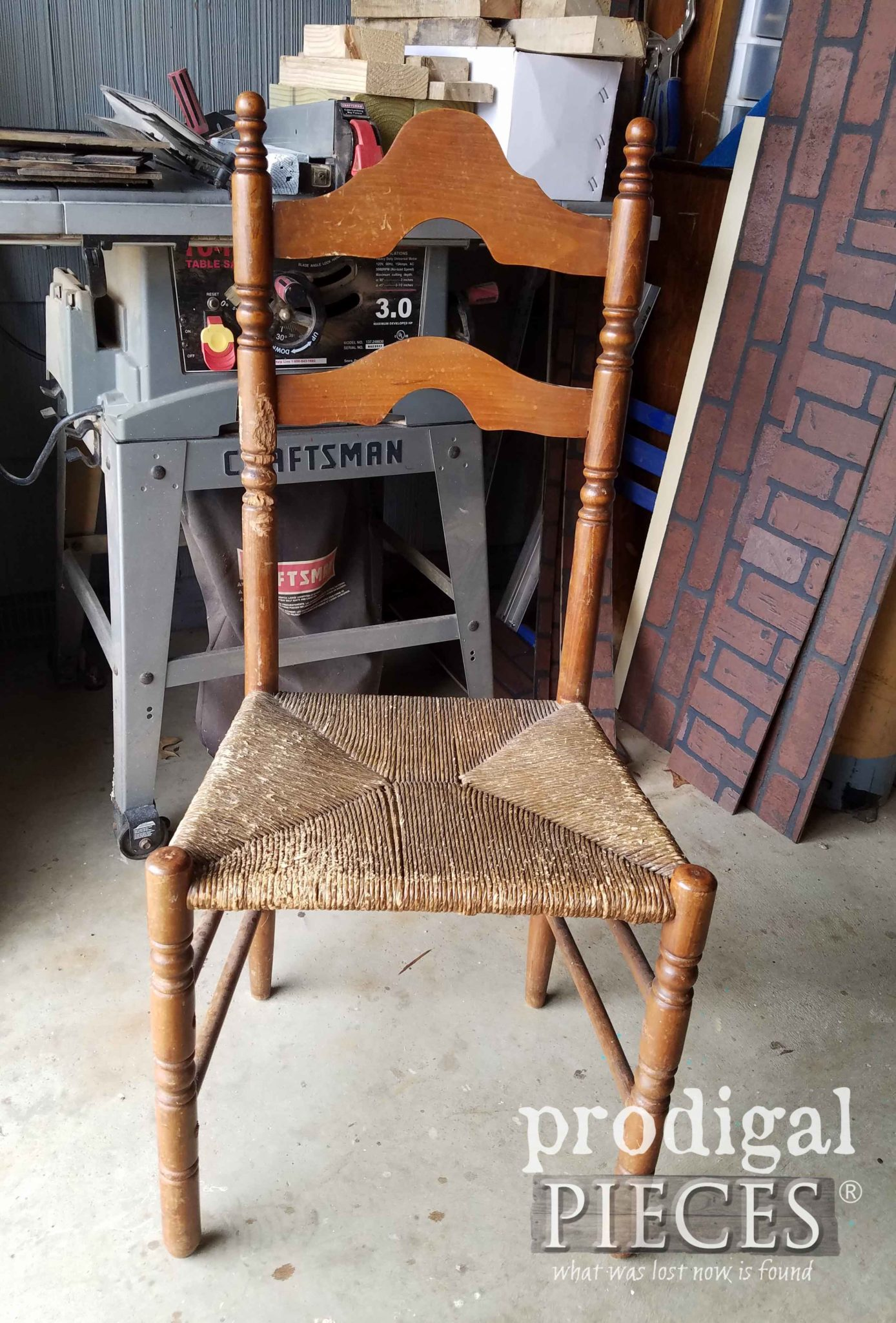 Chair Repair Broken Chair Repair How To Update Prodigal Pieces