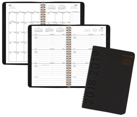 AT-A-GLANCE Contempo Academic Weekly-Monthly Planner 38576412293