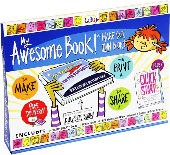 My Awesome Book 864207000023 Item Barnes  Noble®