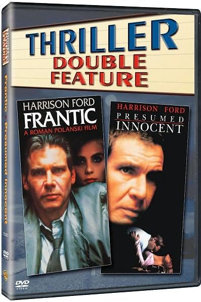 Frantic  Presumed Innocent by Roman PolanskiHarrison Ford