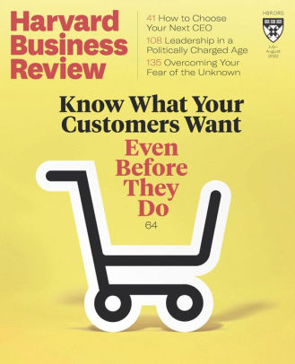 The Harvard Business Review by Harvard Business Publishing