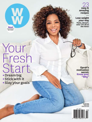 Weight Watchers Magazine by Weight Watchers Magazine 2940043956279