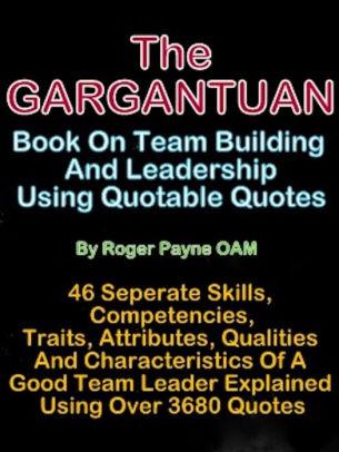 Qualities Of A Good Team Leader towelbars
