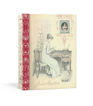 Jane Austen Mini Address Book (4\u0027x5\