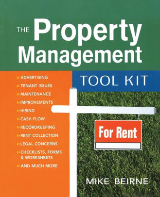The Property Management Tool Kit by Mike BEIRNE, Paperback Barnes
