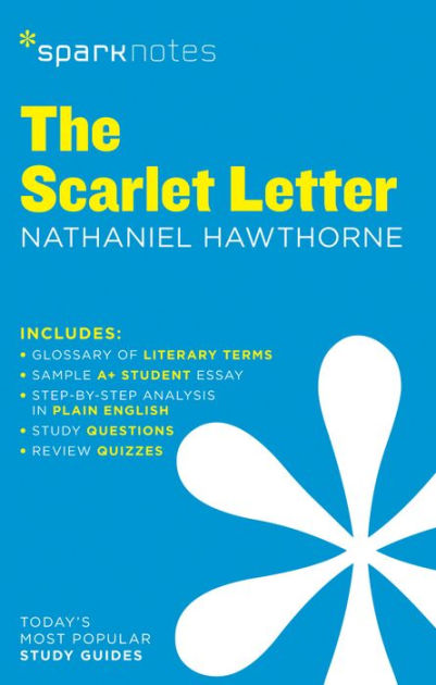 The Scarlet Letter (SparkNotes Literature Guide Series) by