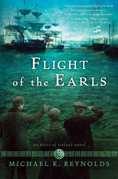 Libros Galaxy Flight Of The Earls (heirs Of Ireland Series #1) By
