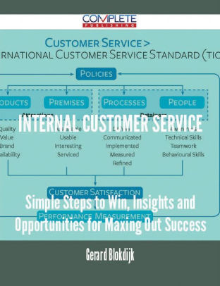 Internal Customer Service - Simple Steps to Win, Insights and