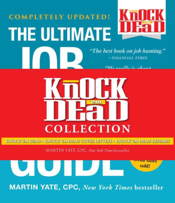 Knock \u0027em Dead Collection Knock \u0027em Dead; Knock \u0027em Dead Cover
