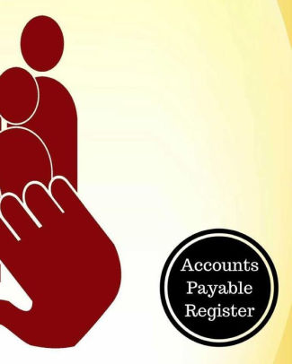 Accounts Payable Register by Insignia Accounts, Paperback Barnes