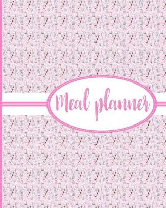 Meal Planner 52-Week Meal Plan Great for Weight Loss, Diet, Vegan