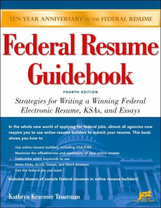 Federal Resume Guidebook Strategies for Writing a Winning Federal