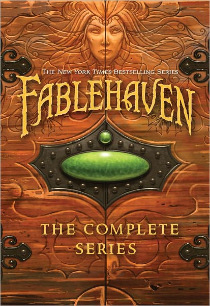 Ebook Libros Fablehaven: The Complete Series By Brandon Mull | Nook