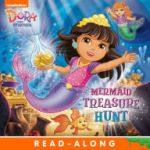 Magical Mermaid Adventure Game Dora And Friends