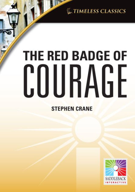 The Red Badge of Courage (Timeless Classics) IWB by Saddleback