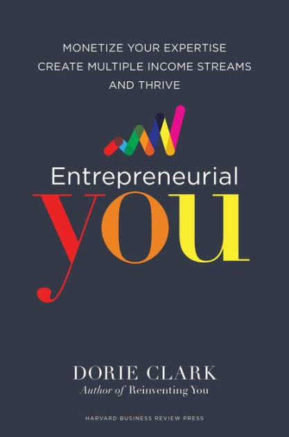 Entrepreneurial You Monetize Your Expertise, Create Multiple Income