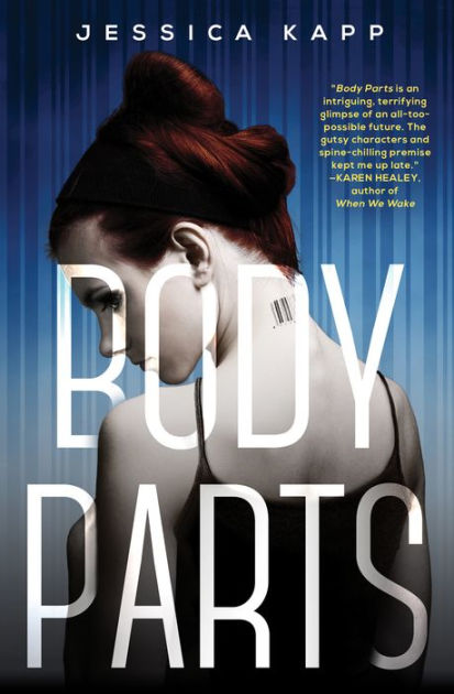 Body Parts by Jessica Kapp, Paperback Barnes  Noble®