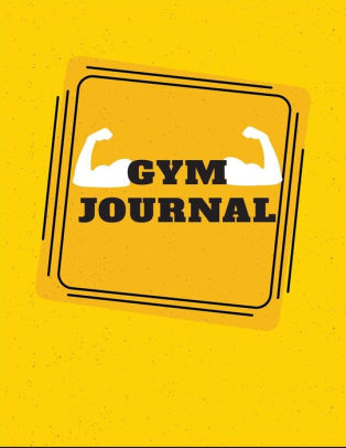 Gym Journal Fitness Journal and Food Journal 85\