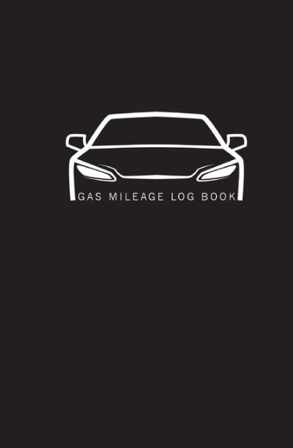 Gas Mileage Log Book Maintenance Daily Log, Gas  Mileage Record