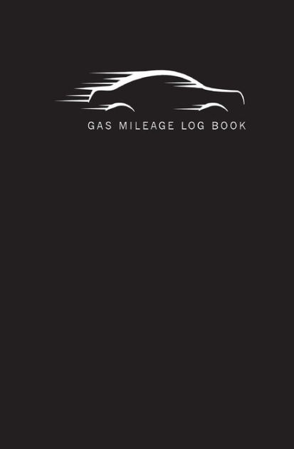 Gas Mileage Log Book Size 525x8 inch 110 Pages, Gas  Mileage