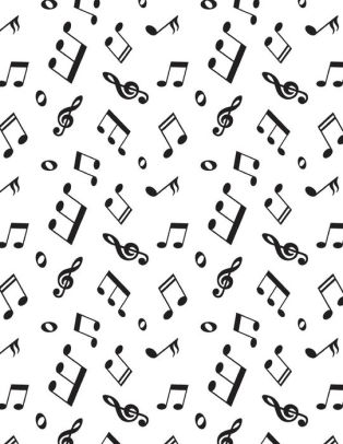 Music Staff Paper Notebook Blank Manuscript Grand Staff Music Paper