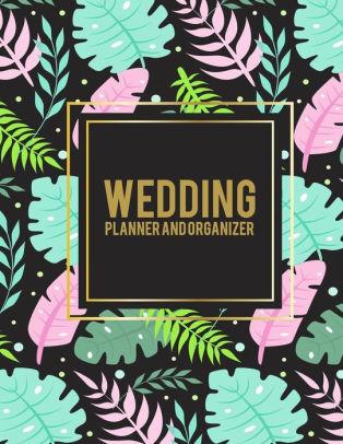 Wedding Planner And Organizer Summer Night Forest, 2019-2020