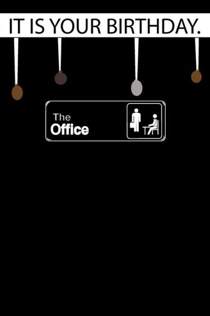 The Office It Is Your Birthday The Office TV Show Merchandise