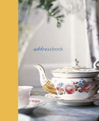 Teapot Mini Address Book by Ryland Peters  Small, Other Format