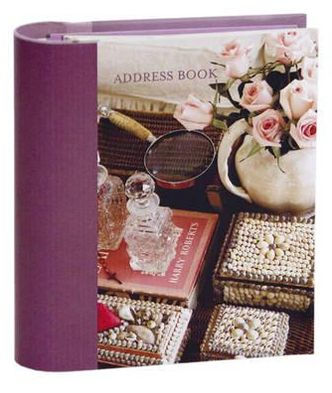 Romantic French Mini Address Book by Ryland Peters  Small and CICO
