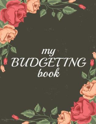 My Budgeting Books Budget Organizer, Budget Book, Finacial Planner