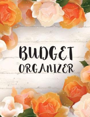 Budget Organizer Budgeting Book, Budget Book, Finacial Planner