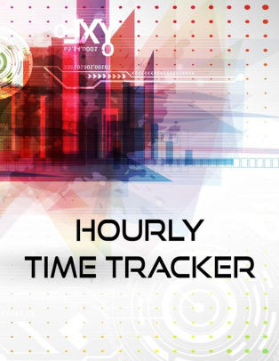 Hourly Time Tracker Employee Hour Tracker by Dartan Creations
