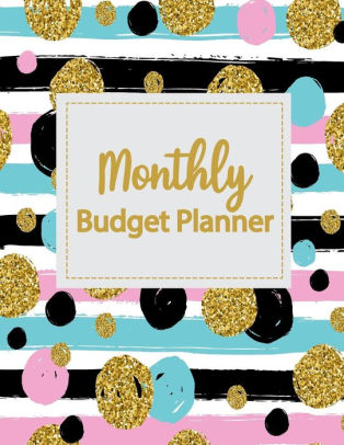 Monthly Budget Planner Weekly Expense Tracker Bill Organizer - money expense tracker