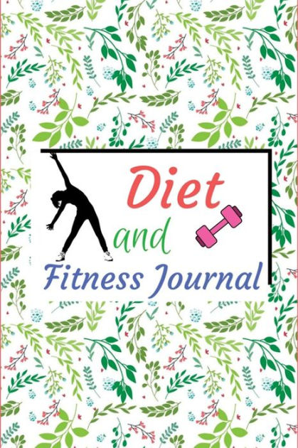 Diet And Fitness Journal Food Diary Food Journal , Log , Diet