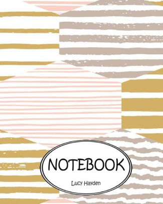 Notebook Line Dot-Grid,Graph Grid,Lined,Blank Paper  Socute